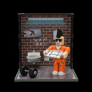 Figurina Roblox Jailbreak: Personal Time cu acceosrii
