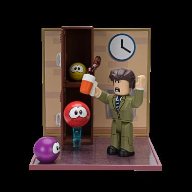 Figurina Roblox MeepCity: Principal Panic