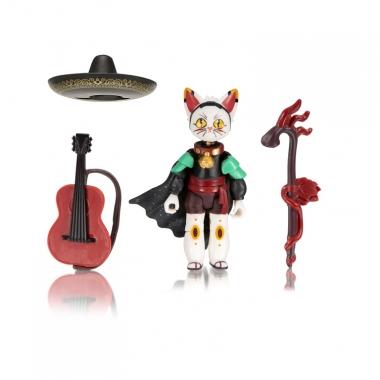 Figurina Roblox  Imagination Lucky Gatito cu acceosrii