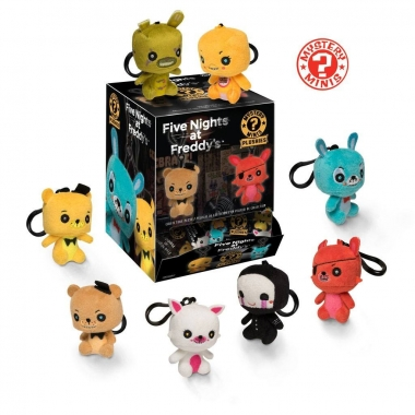 Five Nights at Freddy's Mystery Mini Plus Breloc 7 cm