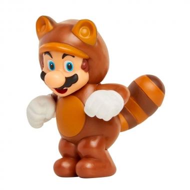 World of Nintendo, Tanooki Mario 6 cm