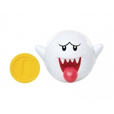 World of Nintendo, Boo with Coin 6 cm