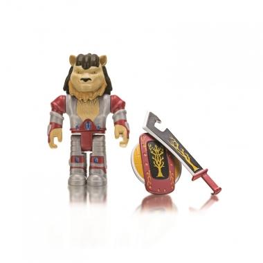 Figurina Roblox Celebrity Lion Knight cu accesorii