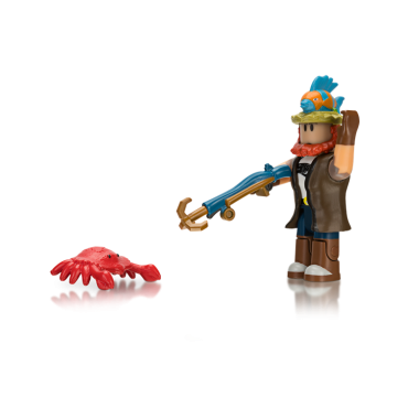Roblox Celebrity, Bootleg Buccaneers: Fisherman Joe