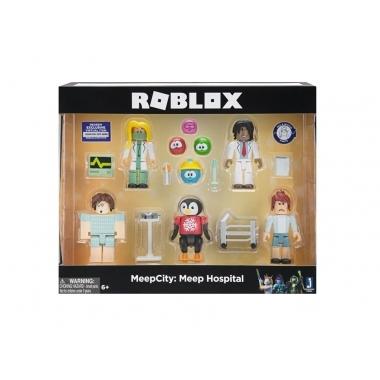 Roblox Celebrity - Meepcity Meep Hospital (set 4 figurine)