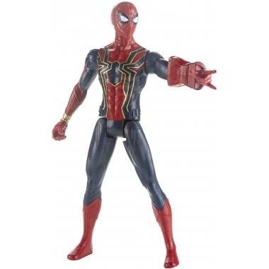 Avengers, Figurina Iron Spider 30 cm (Titan Hero)