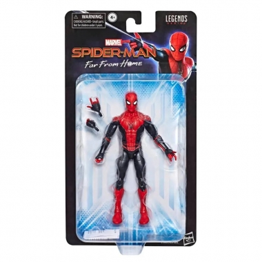 Marvel, Figurina Spider-Man Far From Home 15 cm
