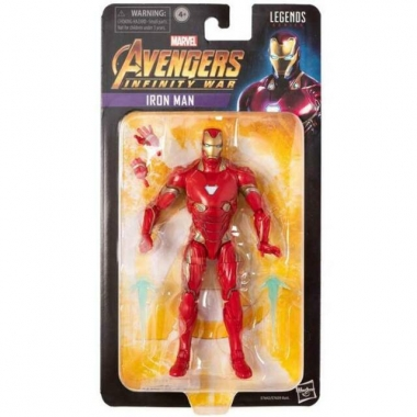 Marvel, Figurina Iron Man Avengers Infinity War 15 cm