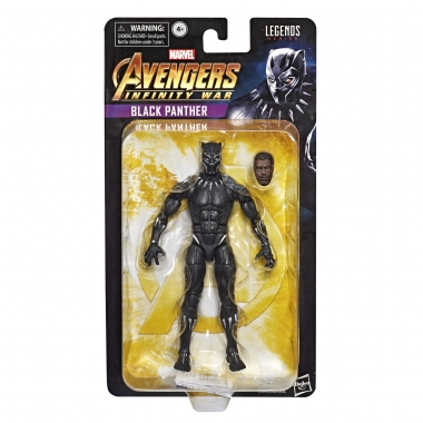 Marvel, Figurina Black Panther Avengers Infinity War 15 cm