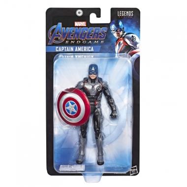 Marvel, Figurina Captain America Avengers Endgame 15 cm