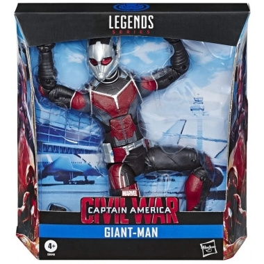 Captain America: Civil War Marvel Legends Deluxe Giant-Man 25 cm