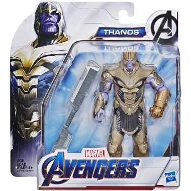 Figurina Avengers Warrior Thanos Deluxe Figure 15 cm
