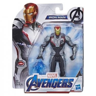 Figurina Avengers Endgame Iron Man (Team Suit) 15 cm (Basic)
