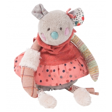 Soricel din plus, 30 cm, Moulin Roty