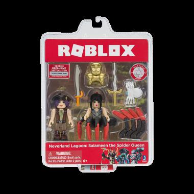 Roblox S4 - Neverland Lagoon: Salameen The Spider Queen