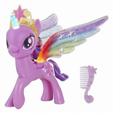 My Little Pony - Twilight Sparkle cu aripi stralucitoare