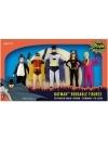 Batman 1966, Set 5 figurine Bendable (flexibile) 15 cm