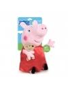 Peppa Pig, Peppa jucarie de plus cu sunete 27 cm