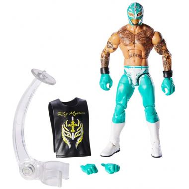 Figurina Rey Mysterio - WWE Elite 69, 15 cm