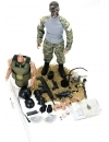 Soldat Desert Camouflage cu acceosrii 30 cm (Special Forces Military Army)