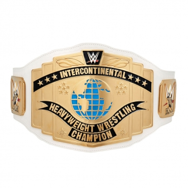 Centura WWE White Strap Intercontinental