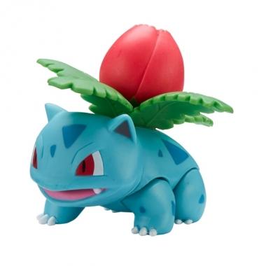 Pokémon, Ivysaur minifigurina articulata 5-8 cm