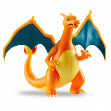 Pokémon Battle, Charizard figurina articulata 11 cm