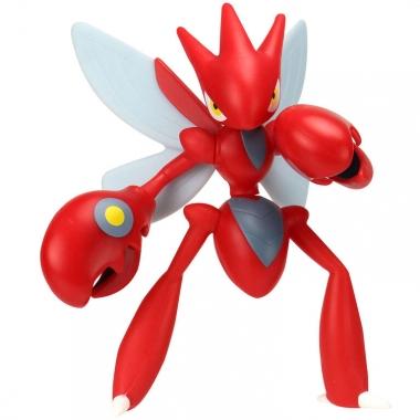 Pokémon Battle, Scizor figurina articulata 11 cm