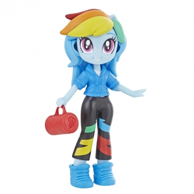 My Little Pony - papusa Equestria Rainbow Dash