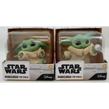 Mini-figurine Star Wars: The Child Don't Leave & Ball Toy