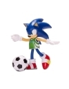 Sonic the Hedgehog, Sonic (fotbal) figurina flexibila 10 cm