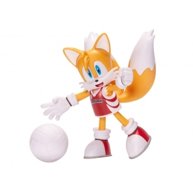 Sonic the Hedgehog, Tails (volei) figurina flexibila 10 cm