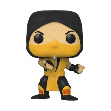 Funko POP! Mortal Kombat - Scorpion  10cm