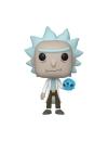 Rick & Morty POP! Animation Vinyl Figure Rick with Crystals 10 cm