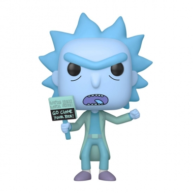 Rick and Morty POP! Hologram Rick Clone 9 cm