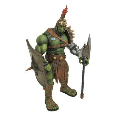 Marvel Select Planet Hulk 25 cm (ianuarie 2021)