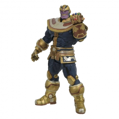 Marvel Select Figurina Planet Thanos Infinity 20 cm