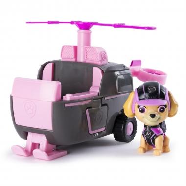 Patrula Catelusilor set elicopter cu figurina Skye
