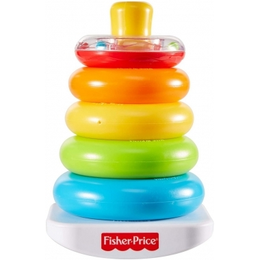 Construieste piramida (Rock a Stack) Fisher Price