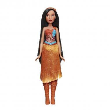Papusa printesa stralucitoare Pocahontas 28 cm