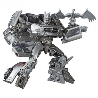 Transformers Generations Deluxe Soundwave