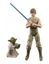 Star Wars Set 2 figurine Luke Skywalker and Yoda 15 cm