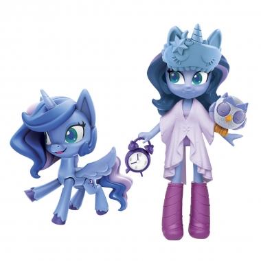 Set Equestria Girls - potiunea magica a printesei Luna