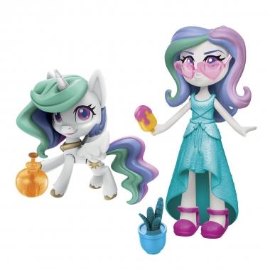 Set Equestria Girls potiunea magica a printesei Celestia