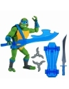 Testoasele Ninja figurina Leonardo cu accesorii