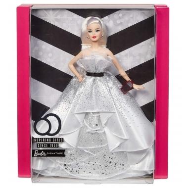Papusa Barbie Signature, 60th Anniversary