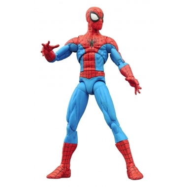 Marvel Select Action Figure The Spectacular Spider-Man 18 cm