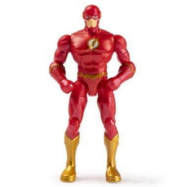 Figurina Flash flexibila 10 cm cu accesorii