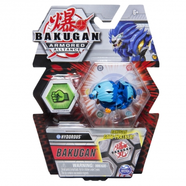 Bakugan S2 Basic Hydorous cu card Baku-gear