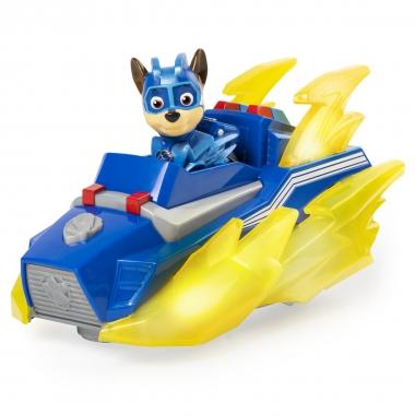 Patrula Catelusilor vehicul cu figurina Chase cu sunete si lumini